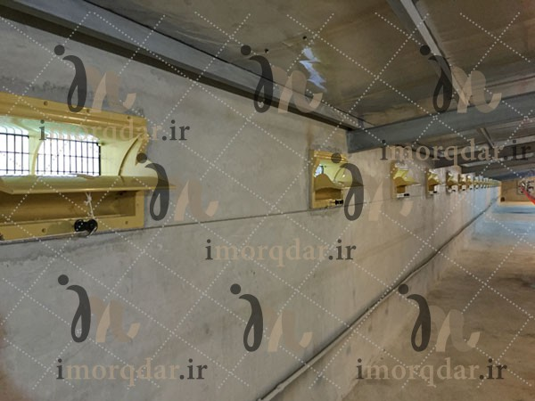 انواع پنجره اینلت